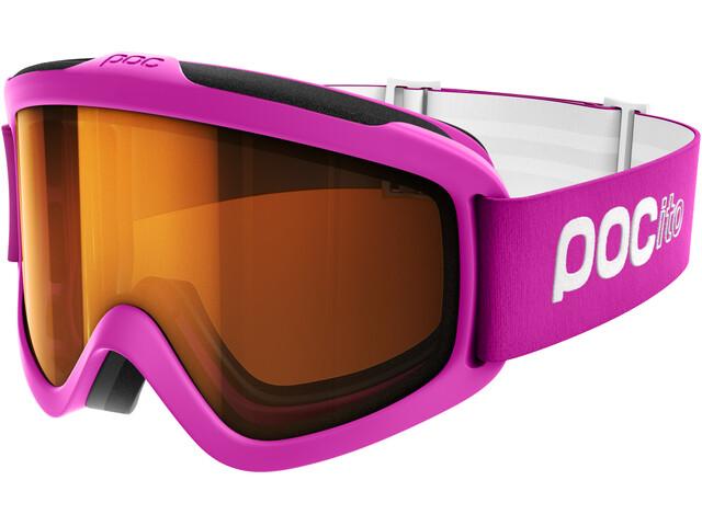 POC POCito Iris - Gafas de esquí - rosa